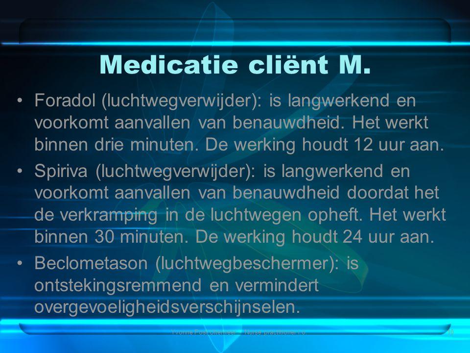 Yvonne Post Uiterweer - Nurse practitioner i.o.