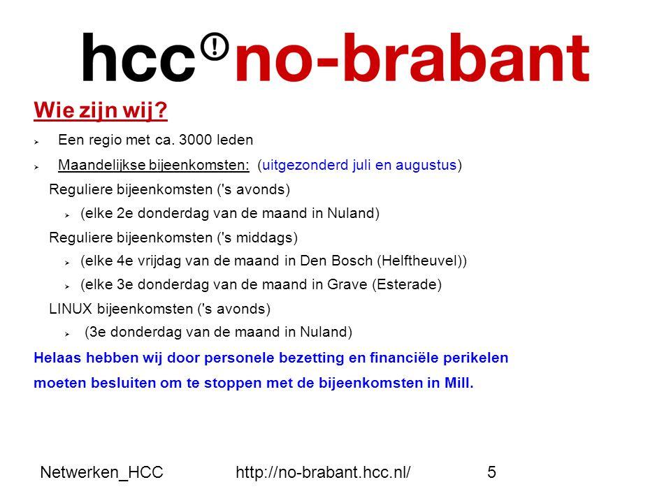 Wie zijn wij Netwerken_HCC http://no-brabant.hcc.nl/