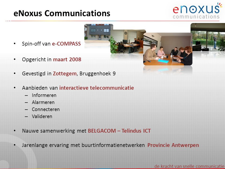 eNoxus Communications