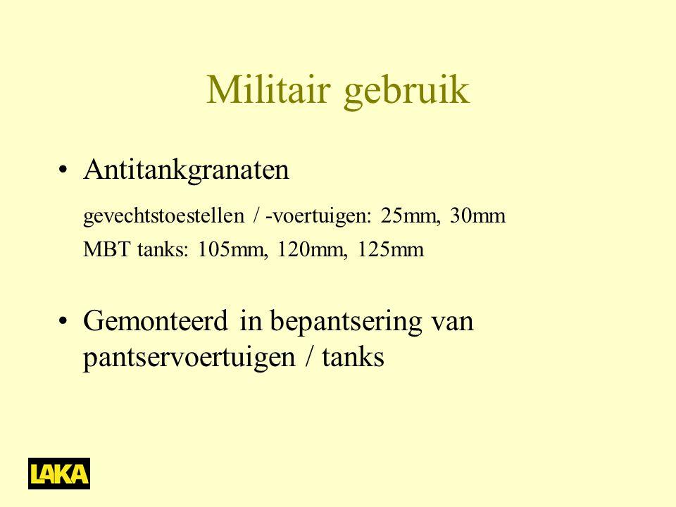 Militair gebruik Antitankgranaten