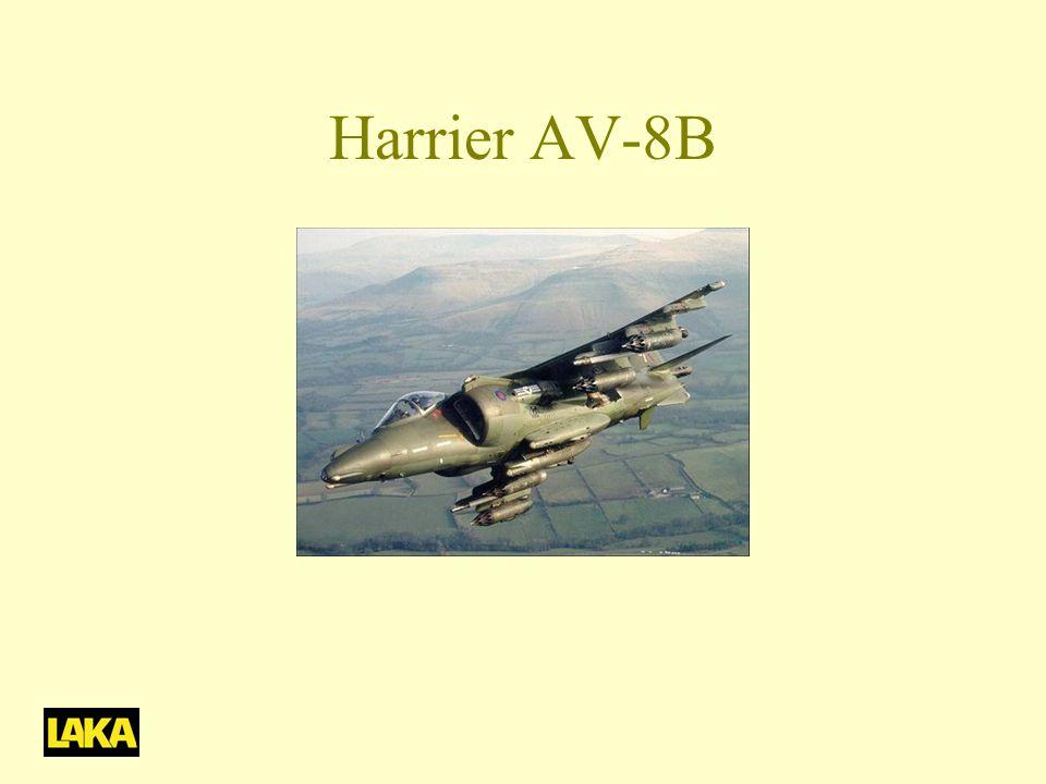 Harrier AV-8B