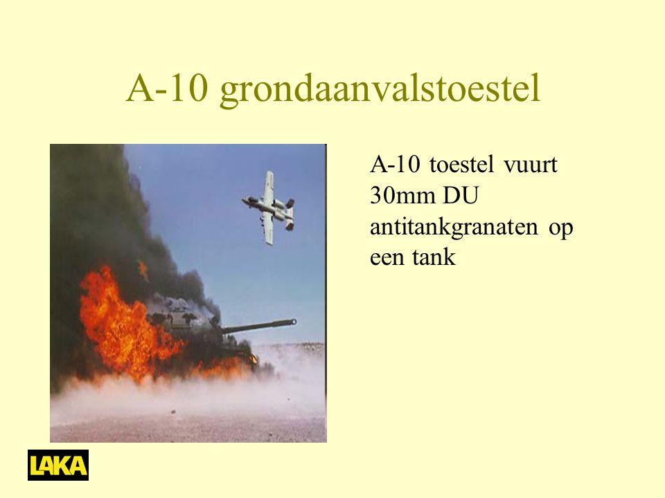 A-10 grondaanvalstoestel