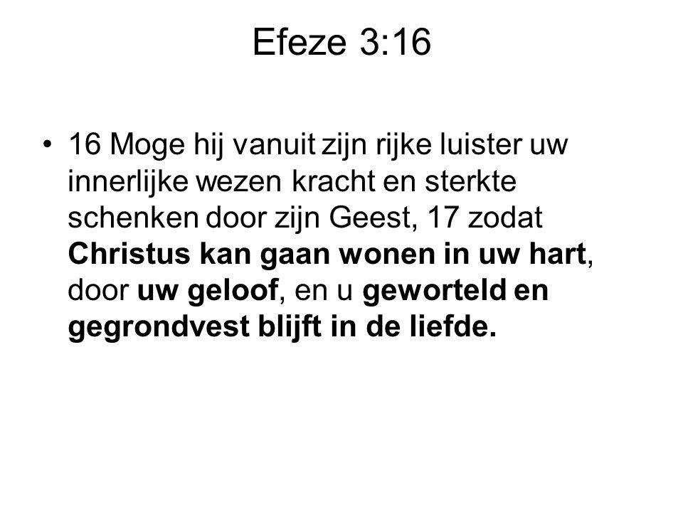 Efeze 3:16
