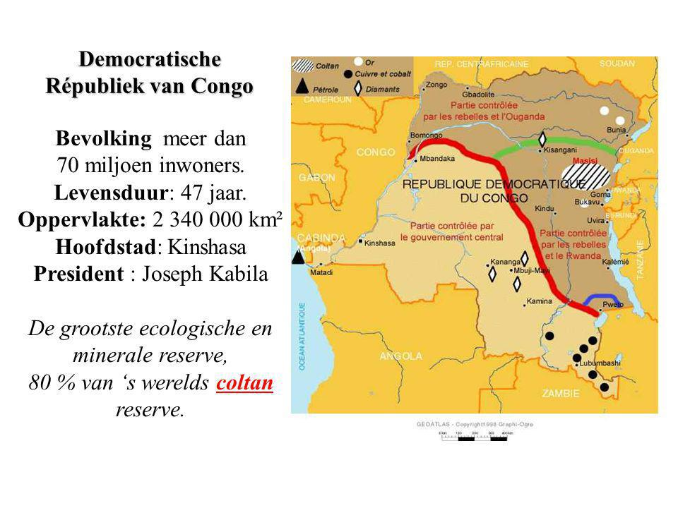 Democratische Républiek van Congo