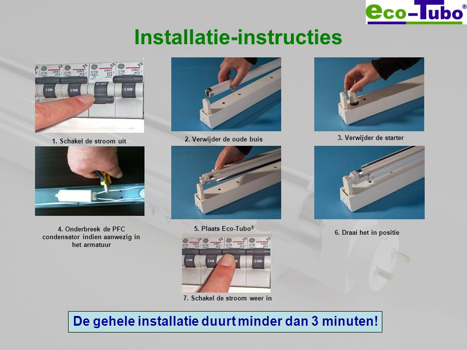 Installatie-instructies