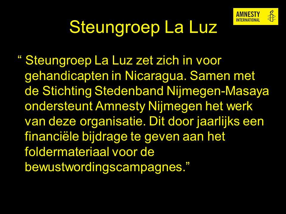 Steungroep La Luz