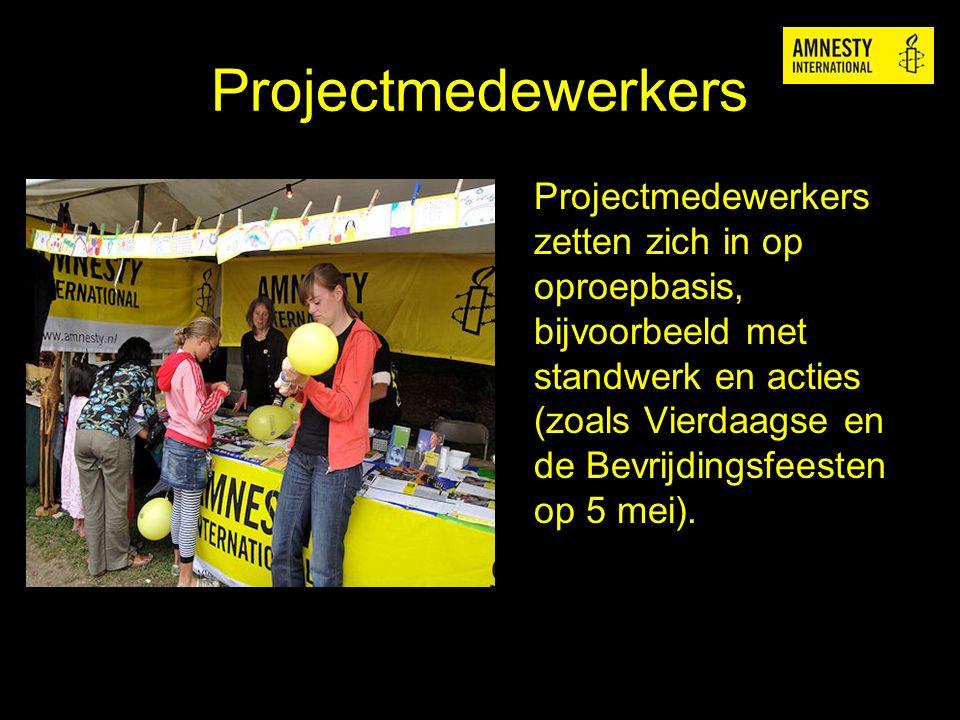 Projectmedewerkers