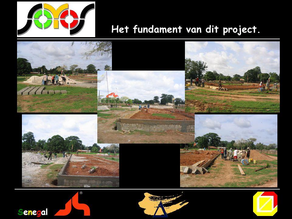 Het fundament van dit project.