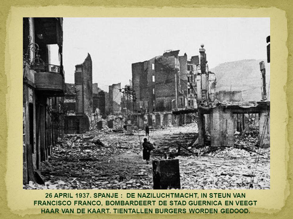 26 APRIL 1937.