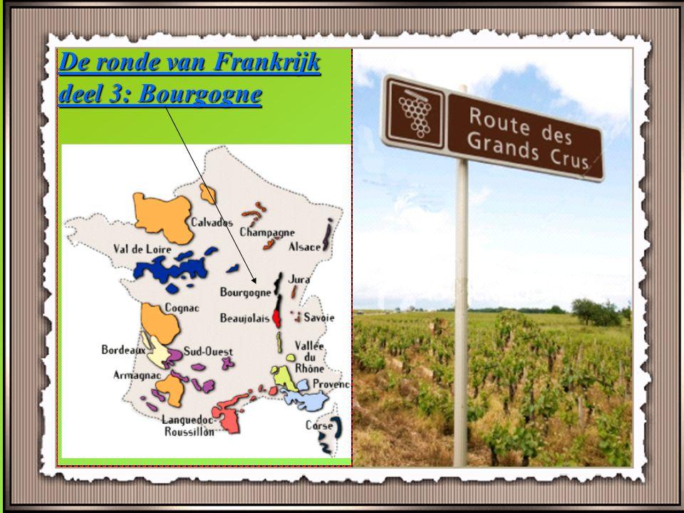 De ronde van Frankrijk deel 3: Bourgogne