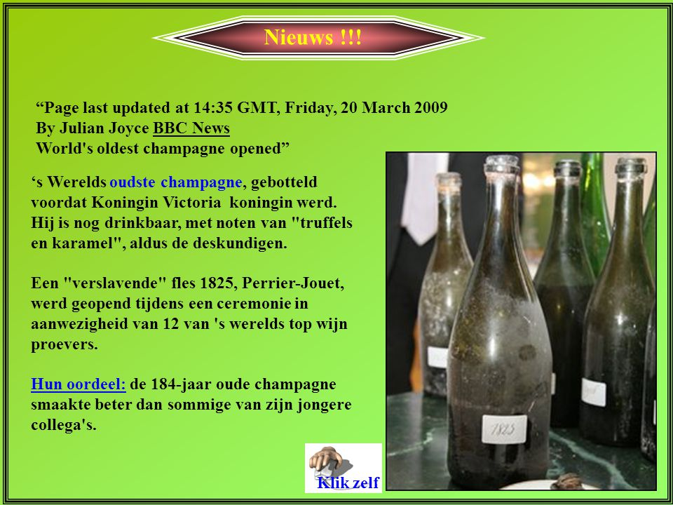 Nieuws !!! Page last updated at 14:35 GMT, Friday, 20 March 2009