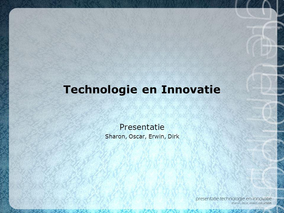 Technologie en Innovatie