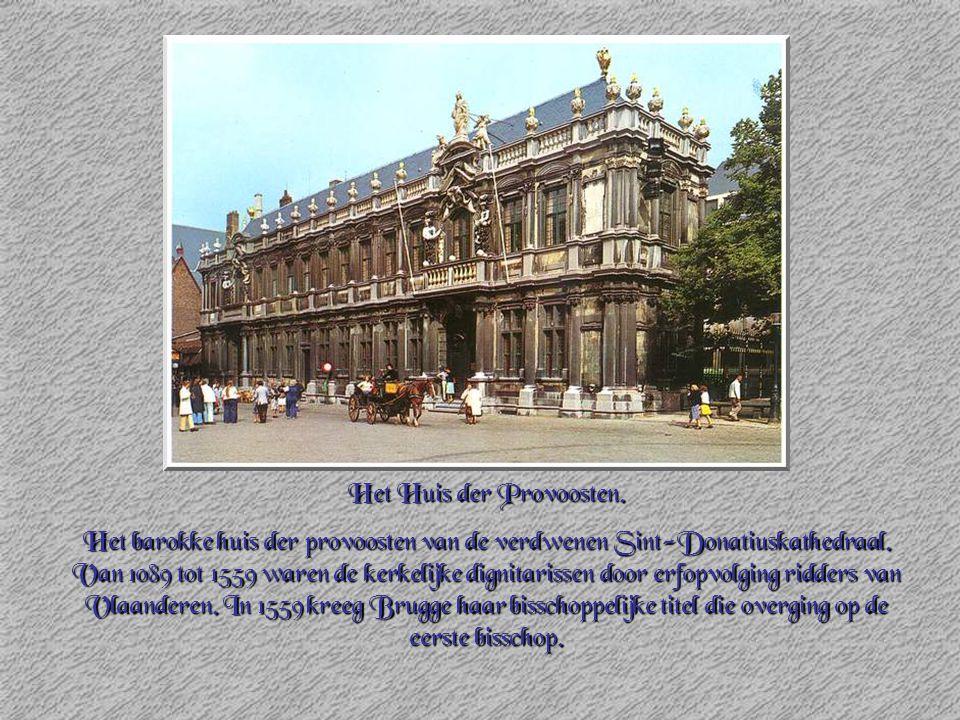 Het Huis der Provoosten.