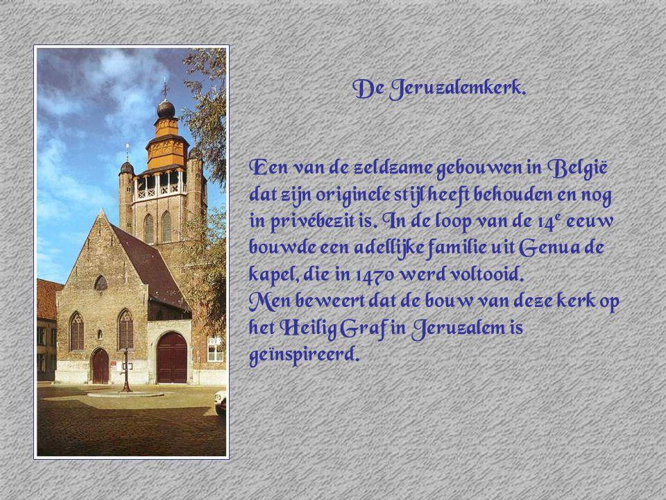 De Jeruzalemkerk.