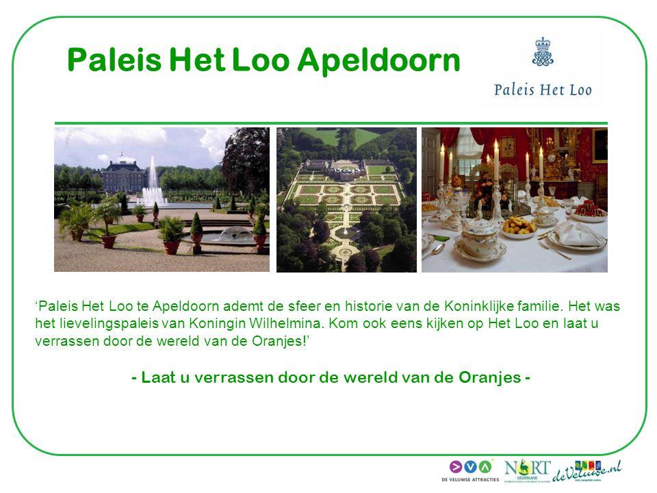 Paleis Het Loo Apeldoorn