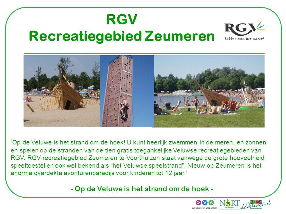 RGV Recreatiegebied Zeumeren