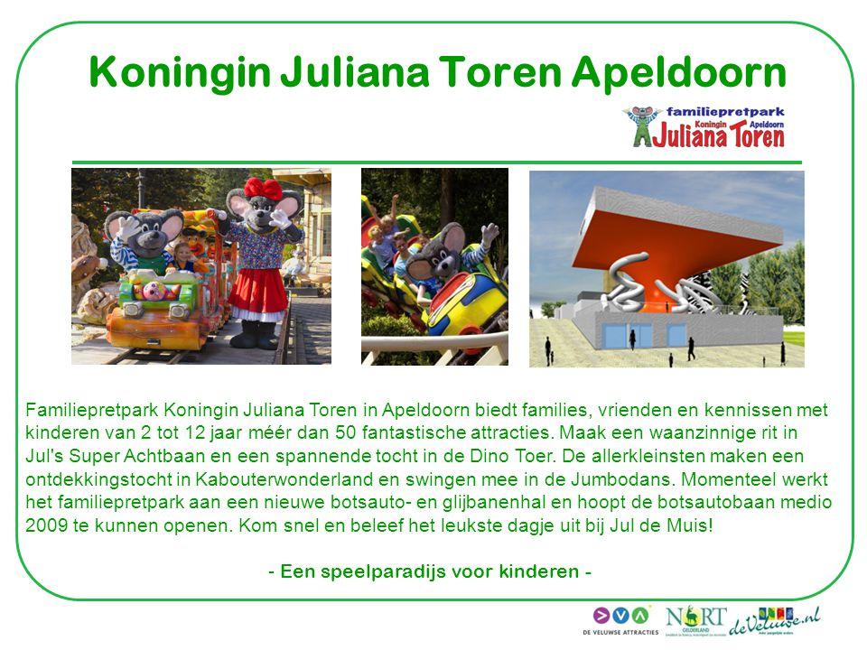Koningin Juliana Toren Apeldoorn