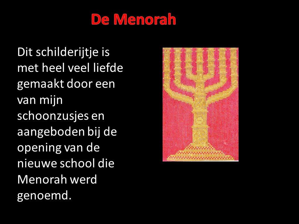 De Menorah