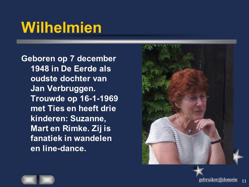 Wilhelmien