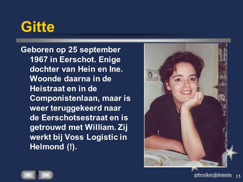 Gitte