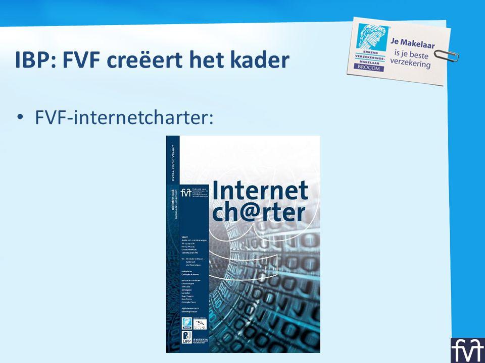 IBP: FVF creëert het kader