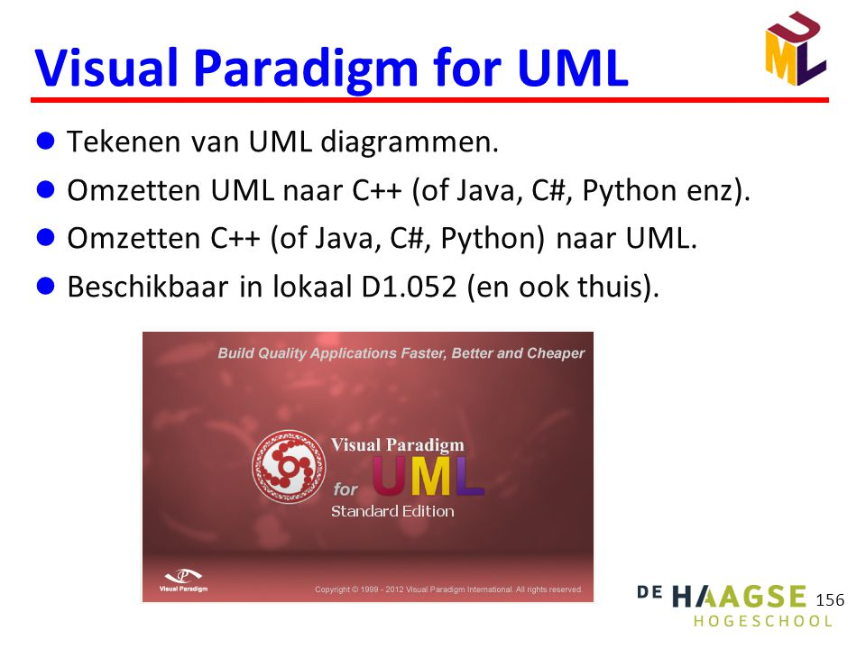 Visual Paradigm for UML SE