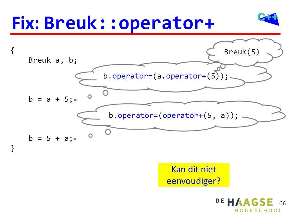 Globale operator+ overloading