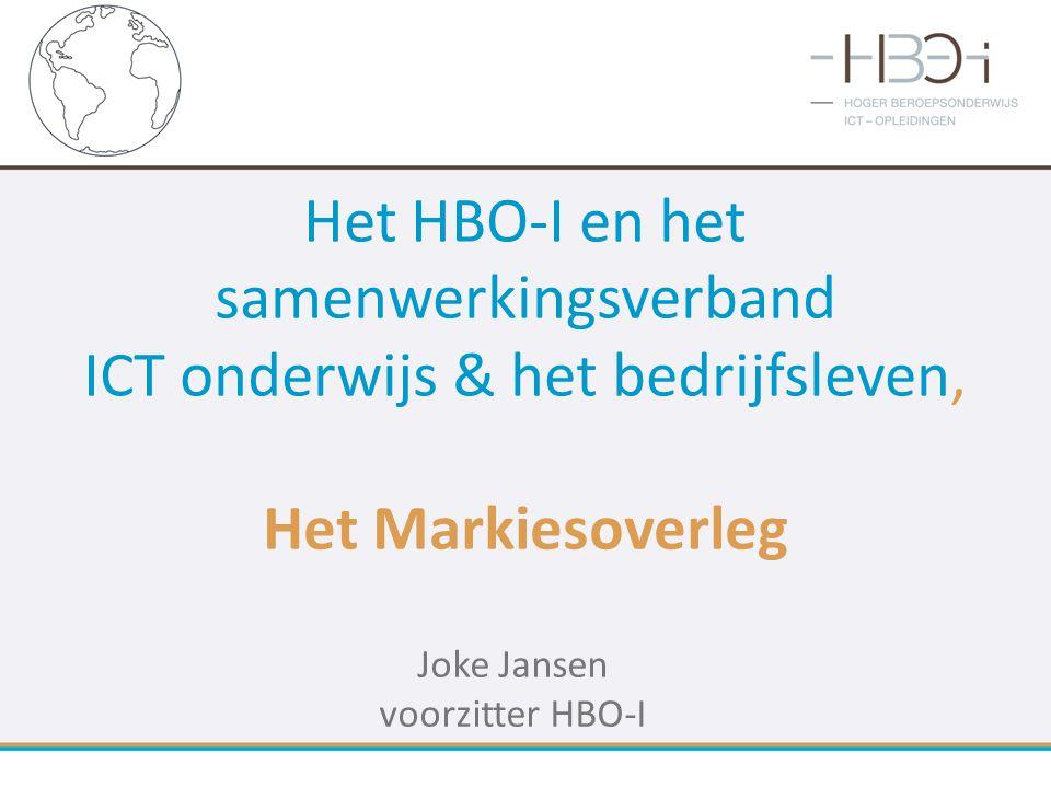 Joke Jansen voorzitter HBO-I