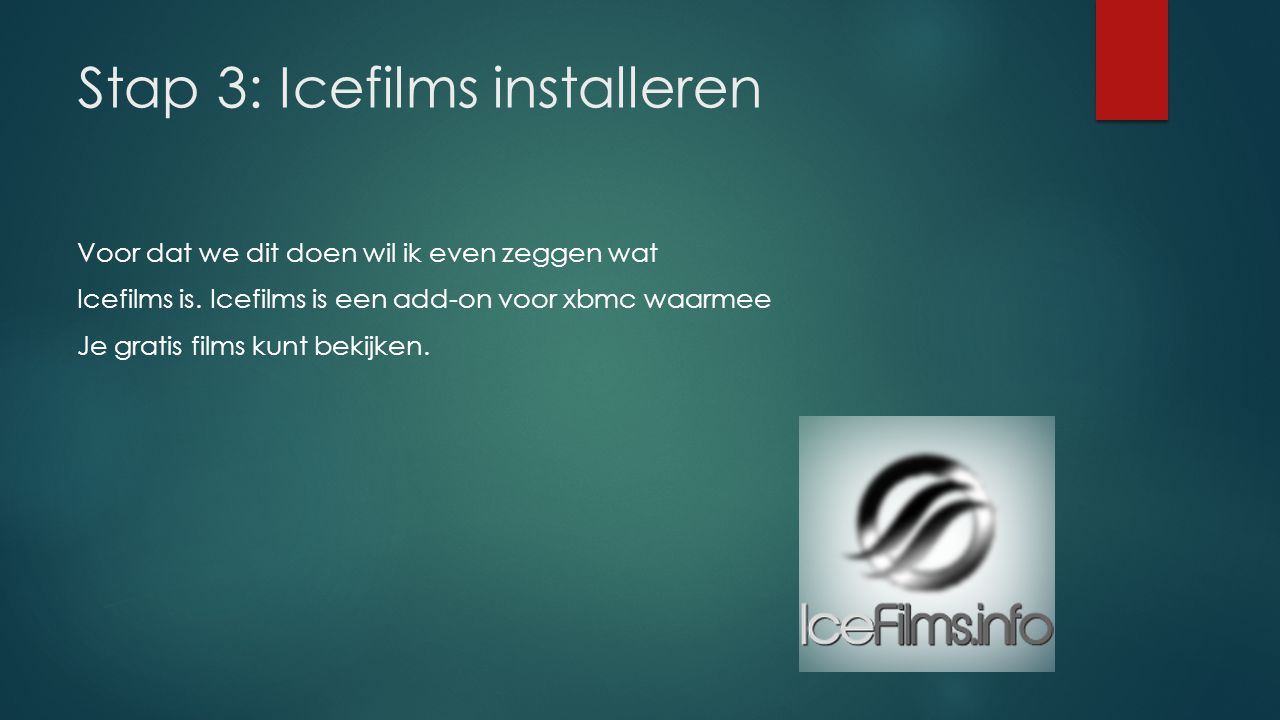 how to get icefilms on xbmc