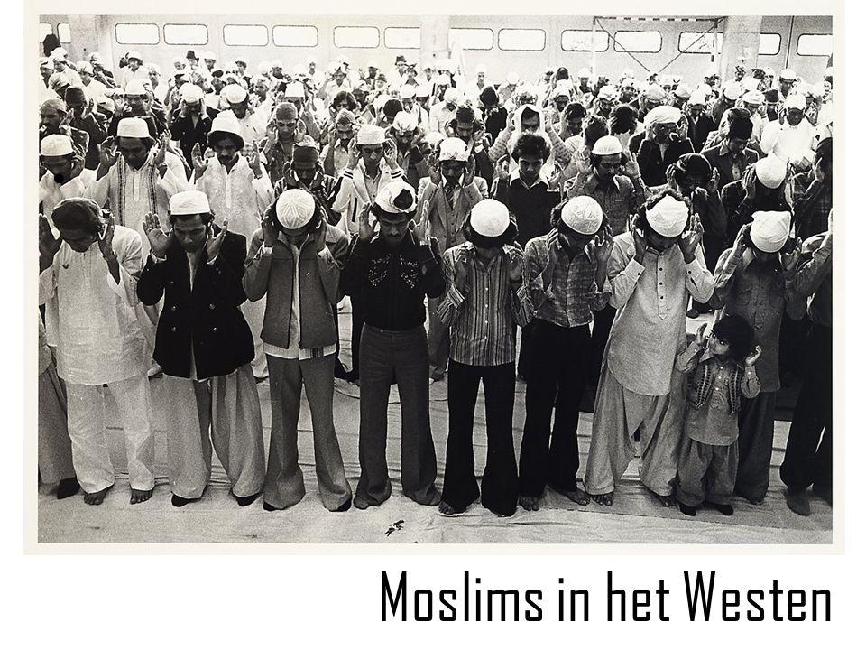 Moslims in het Westen