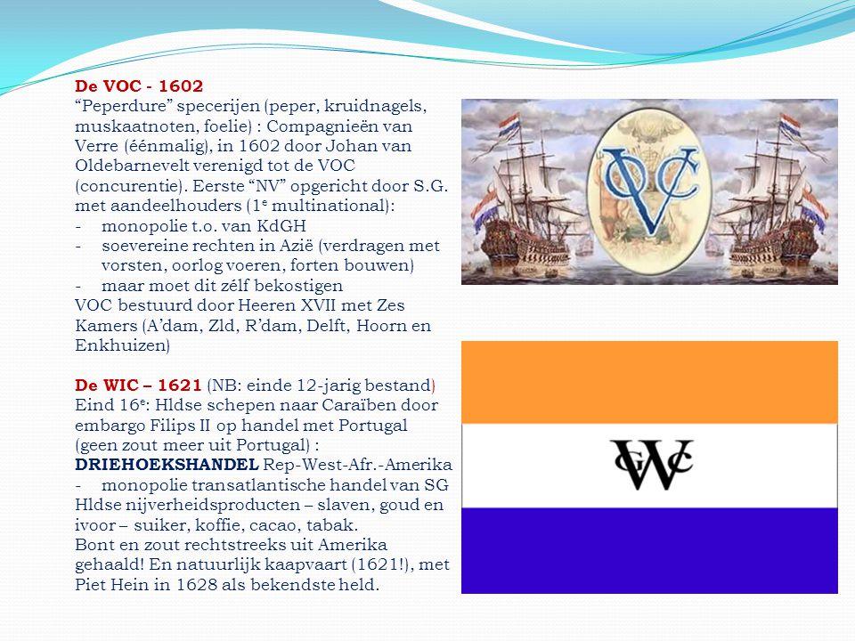 De VOC - 1602