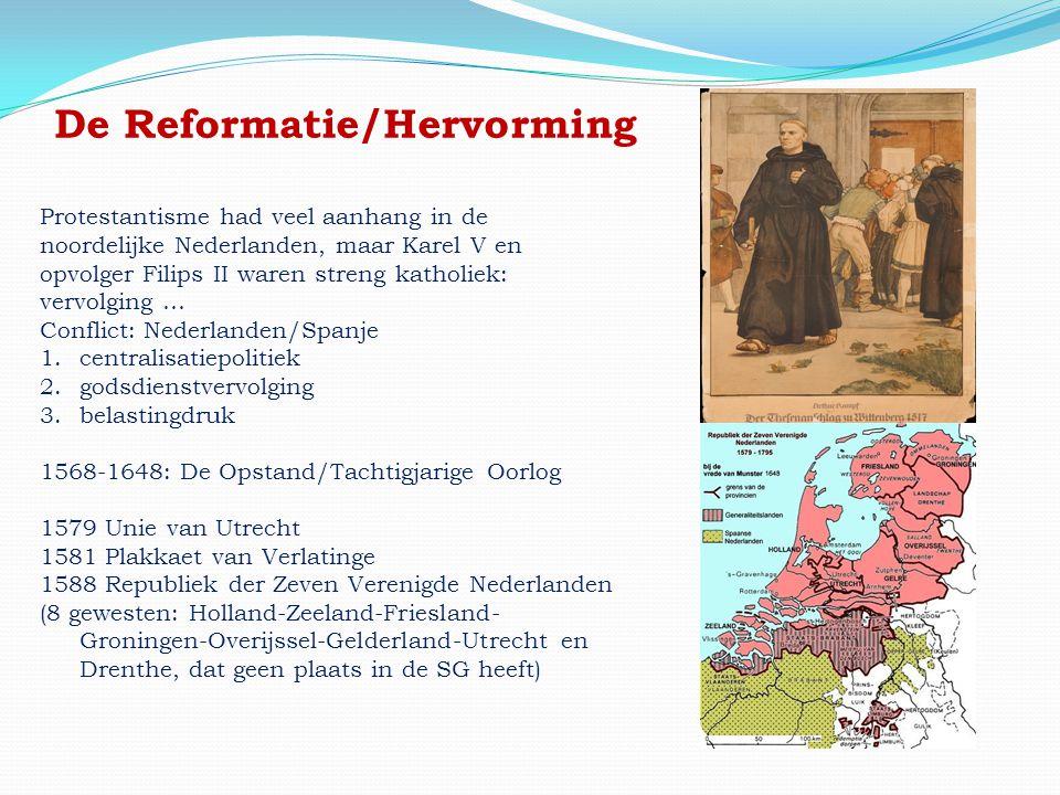 De Reformatie/Hervorming