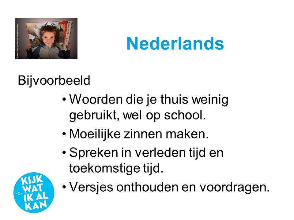 Nederlands Bijvoorbeeld