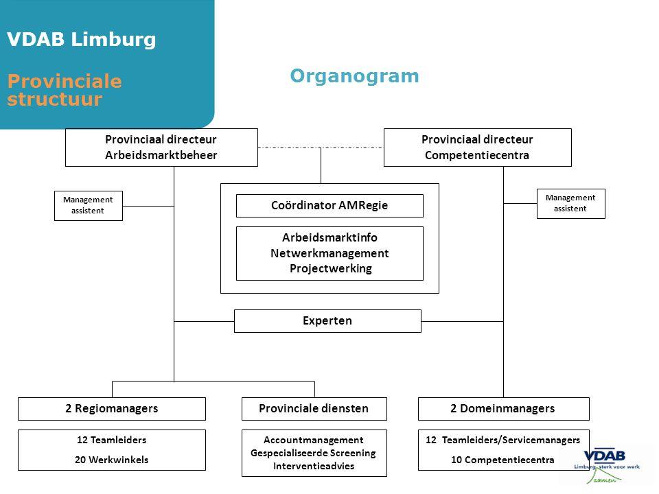 Provinciale structuur