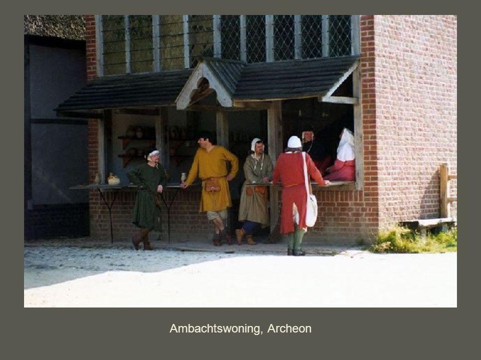 Ambachtswoning, Archeon