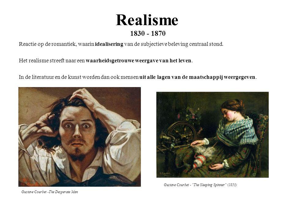 Realisme 1830 - 1870