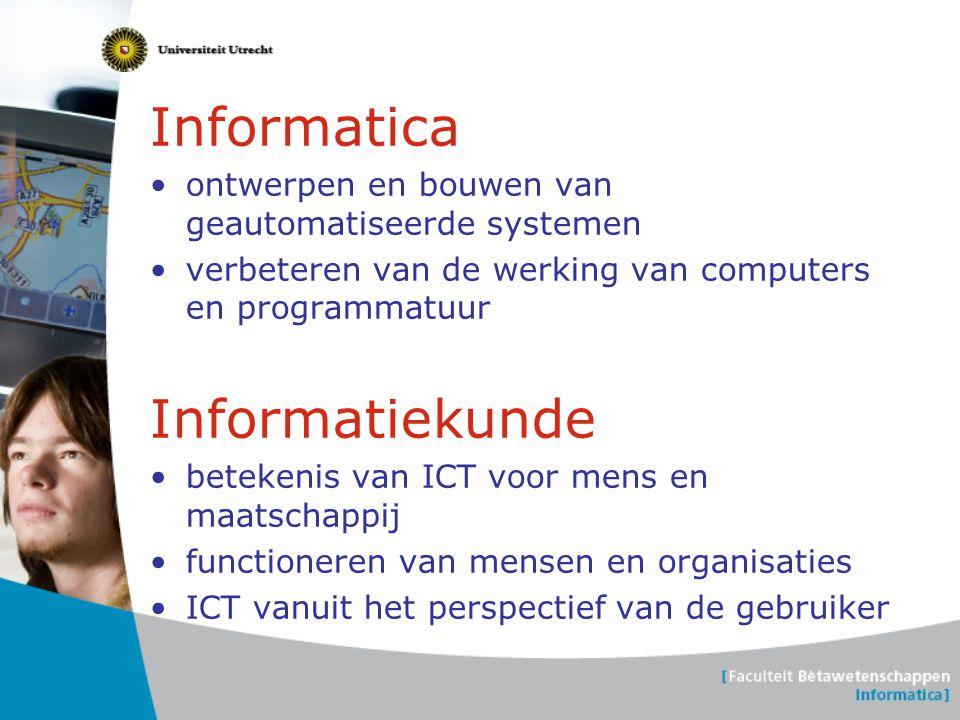 Informatica Informatiekunde