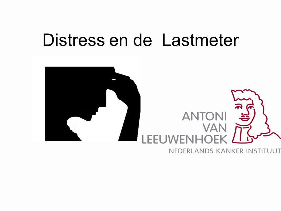 Distress en de Lastmeter