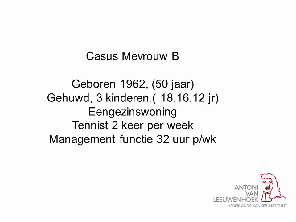 Management functie 32 uur p/wk