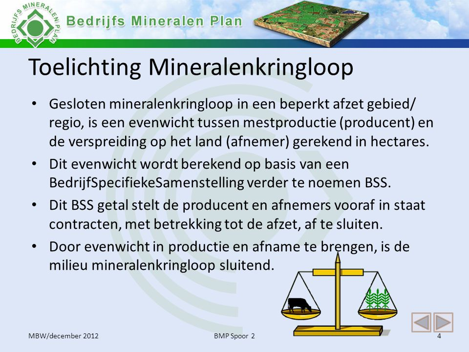 Toelichting Mineralenkringloop