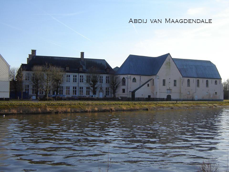 Abdij van Maagdendale