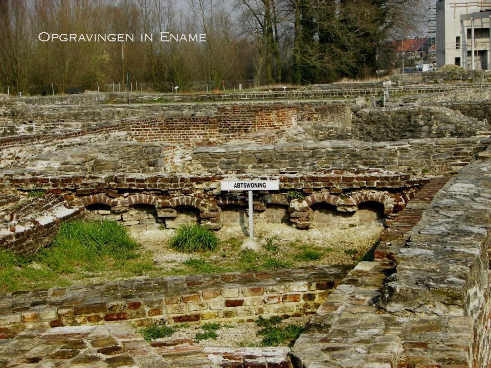 Opgravingen in Ename