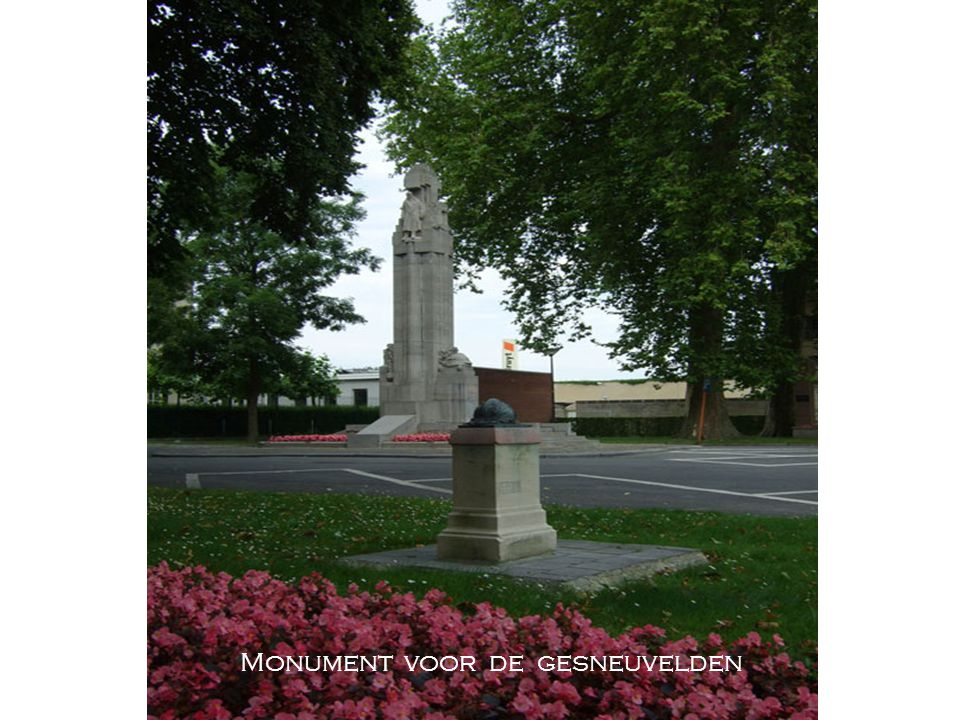Monument voor de gesneuvelden