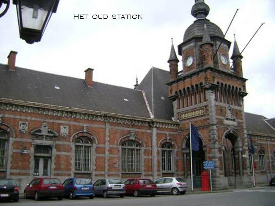 Het oud station