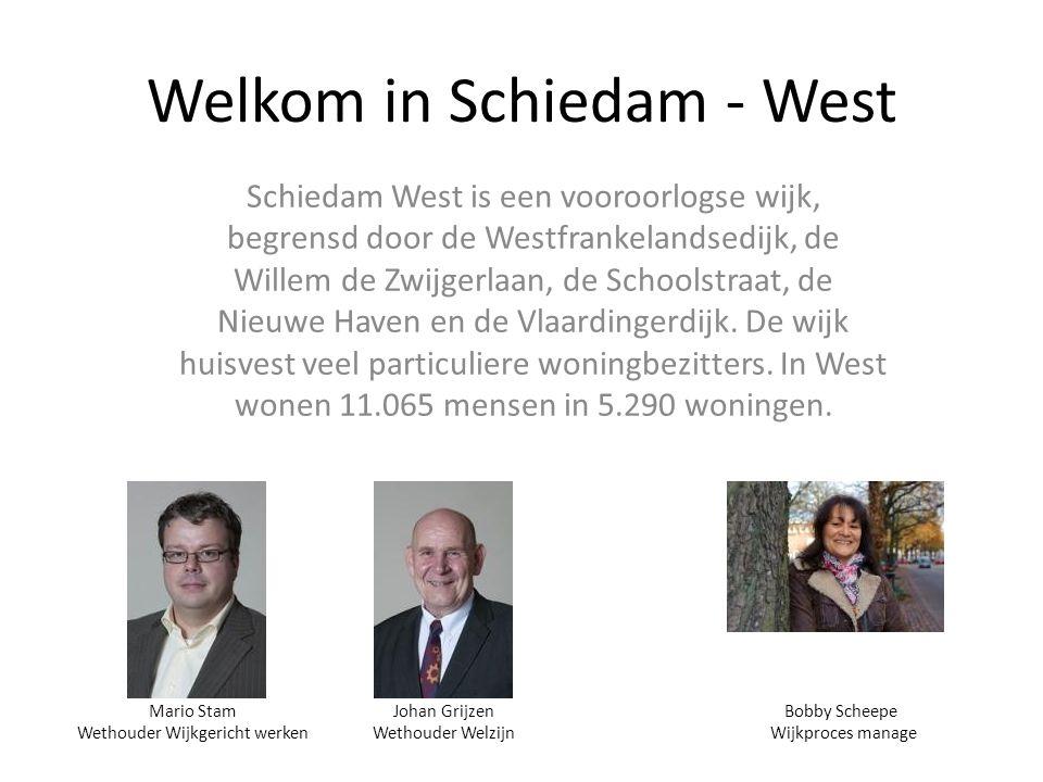 Welkom in Schiedam - West