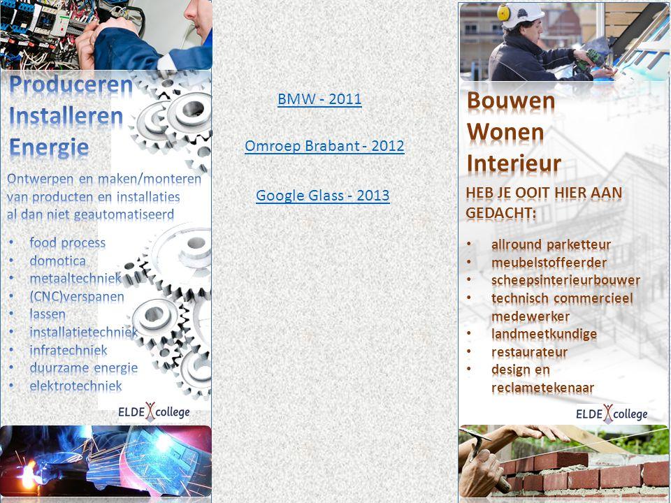 Produceren Installeren Energie Bouwen Wonen Interieur BMW - 2011
