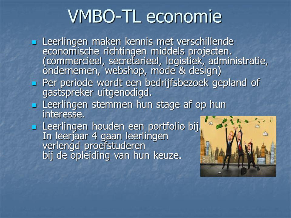 VMBO-TL economie