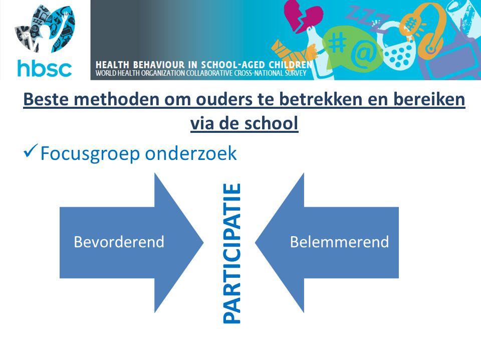 Beste methoden om ouders te betrekken en bereiken via de school