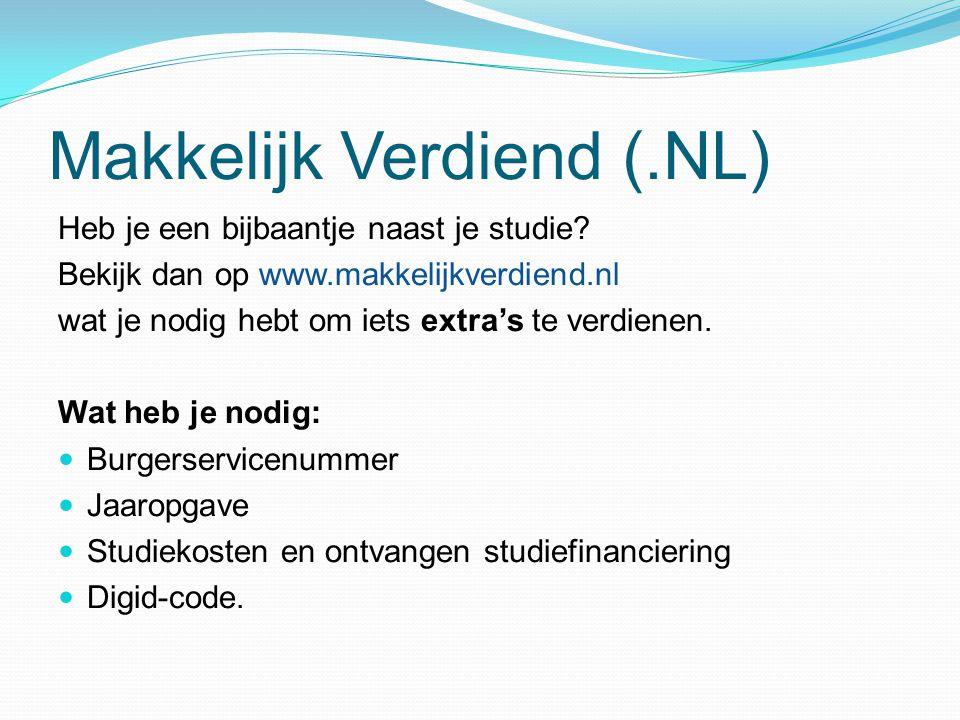 Makkelijk Verdiend (.NL)