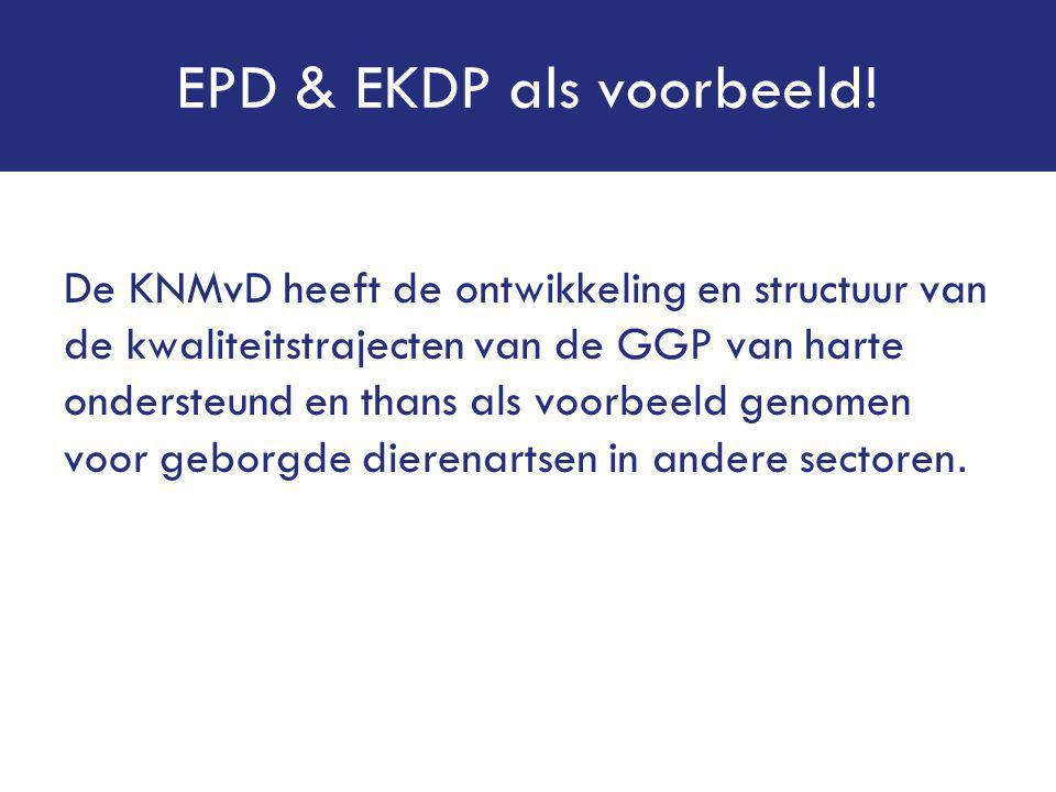 EPD & EKDP als voorbeeld!
